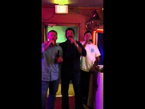 Chris, Dale & Scott @ Roy's