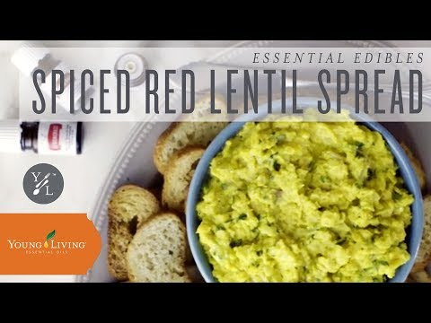 homemade-spiced-red-lentil-spread-with-young-living-essential-oils