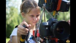 Діти з прифронтових міст взялися за зйомку власних фільмів