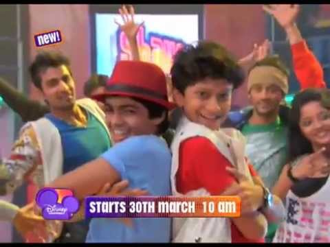 Shake it Up - Promo -  Yash and Neel