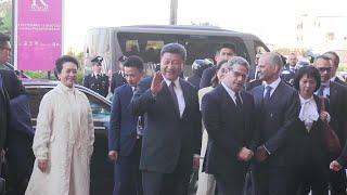 Palermo, Xi Jinping visita Palazzo Reale. Geraci:
