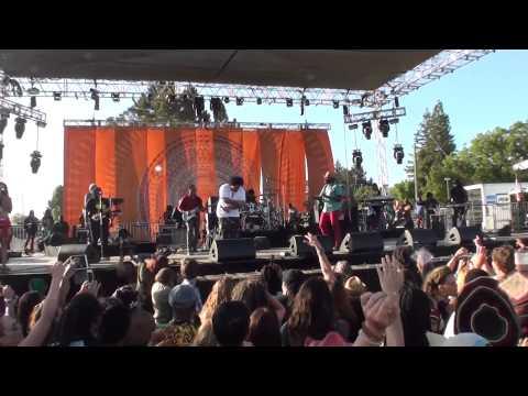 J Boog Performs 'Let's Do It Again' Live at Sierra Nevada World Music Festival 2014