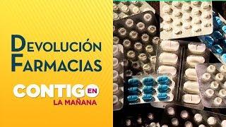 Así será la compensación a consumidores por colusión de farmacias - Contigo en la Mañana