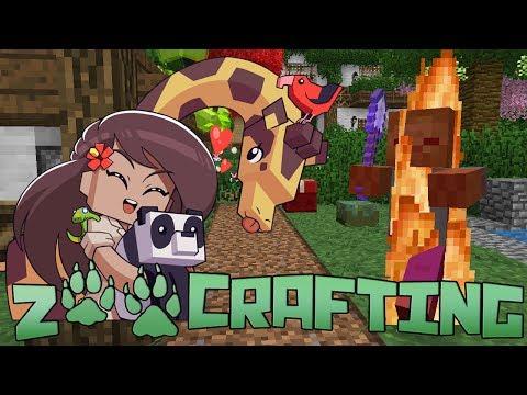 Garden Zombie Raid & Marvelous Mail!! • Zoo Crafting Season 4: New Horizons - Episode #15