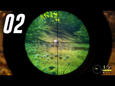 Call Of The Wild - Part 2 - Pesky Black Bear Hunting