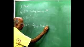 Mod-01 Lec-20 Factors Influencing Choice of Chemical Propellants