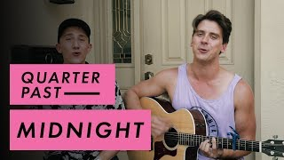 Quarter Past Midnight - Bastille (Acoustic Cover) | First in Flight