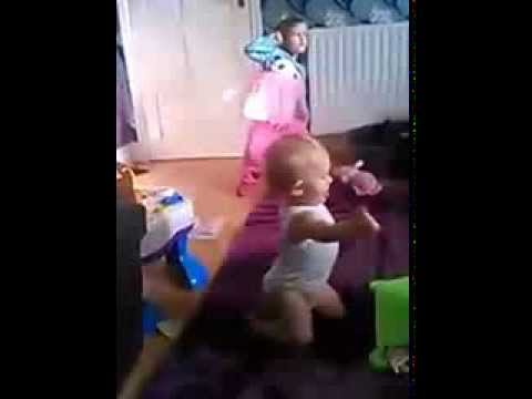 Dancing mad to wapdam gangnam style PSY