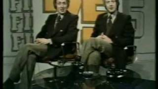 Last Ever Barry Norman BBC Film Review Show