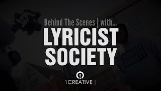 BEHIND THE SCENES | LYRICIST SOCIETY 2019 (Strong Walk Music Video)