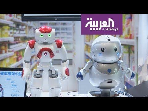 روبوت ياباني يقوم بأعمال منزلية  - نشر قبل 2 ساعة