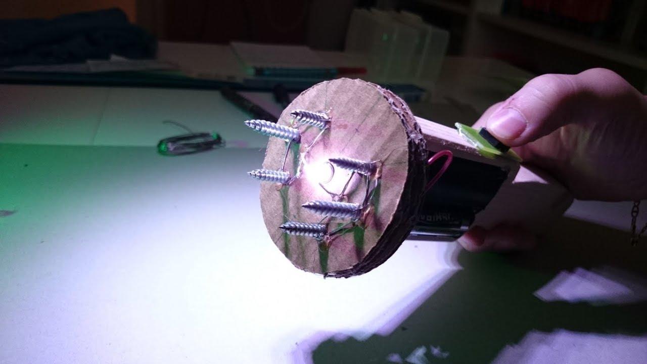 Schema Elettrico Taser : Costruire un taser zoda design