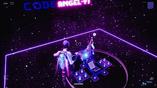 Angels Galaxy 1v1 Map| NEWEST DREAM SKIN STYLE MAP !!| Fortnite Neon 1v1 Map #FleaTop5