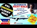 ULTIMATE SEAT SALE PHILIPPINE AIRLINES 2018