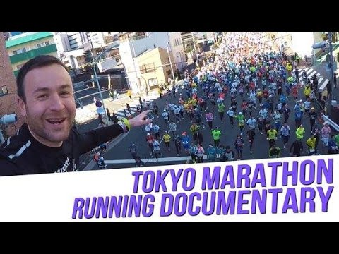 Tokyo Marathon (Japan) - Discover the World through its Marathons [running documentary]