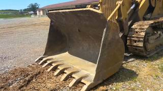 Caterpillar 977L Tracked Loader For Sale Inspection Video!