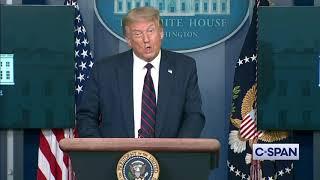 President Trump Coronavirus Update