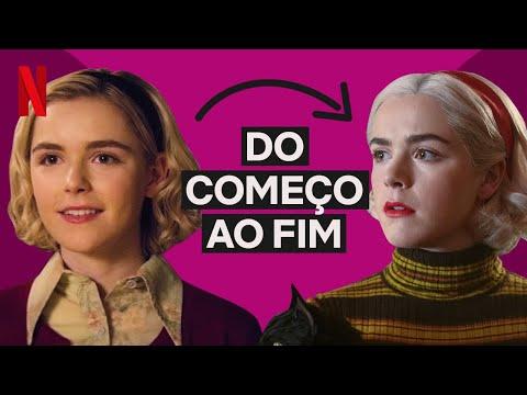 O Salem falou e O Mundo Sombrio de Sabrina terminou | Netflix Brasil