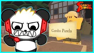 Roblox Survivor ISLAND CHALLENGE Let's Play with Combo Panda
