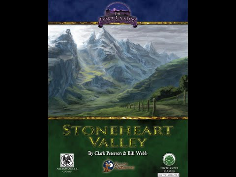 Stoneheart Valley RPG Review