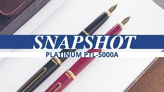 Video Snapshot: Platinum PTL-5000A Fountain Pen download MP3, 3GP, MP4, WEBM, AVI, FLV Agustus 2018