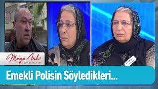 Görgü tanığı emekli polis Servet Sönmez'in söyledikleri... - Müge Anlı ile Tatlı Sert 26 Şubat 2019