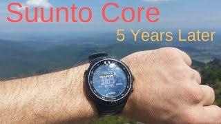 Suunto core 5 years later