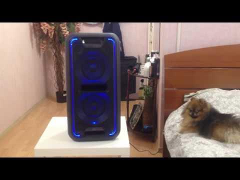Обзор музыкального центра Mini Sony GTK-XB7 - YouTube 2f523cc3d8b