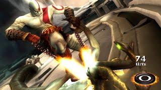 [TAS] God of War Ghost of Sparta - Challenge of the Gods (PSP)