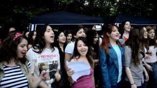 Boğaziçi Caz Korosu Gezi Parkı'nda!