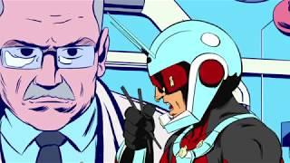 Marvel - Человек-муравей - мультфильм по легендарным комиксам (Сезон 1, Серия 3)