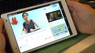 Lenvono Xiaoxin TB - Top Grade 8inch Tablet with STUNNING AUDIO
