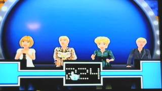 All New Saturday Video Game Season 1 Episode 3 Family Feud Decades 2000