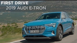 First Drive | 2019 Audi e-tron | Driving.ca
