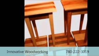 Custom Woodwork Edmonton | Innovative Woodworking |   780-222-3019