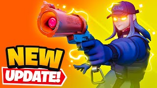 *NEW* FLARE GUN in Fortnite (Secret Update)