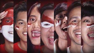 Download lagu INDONESIA! (Lagu Asian Games 2018) - Da Lopez X Agung Hapsah X Tim2one X Hanin Dhiya X Eka Gustiwana