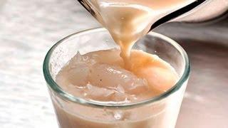 Horchata de coco - Coconut Horchata