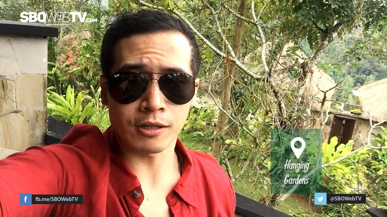 HANGING GARDENS, UBUD, BALI - SBOWEBTV HOLIDAY