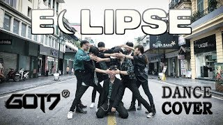"[KPOP IN PUBLIC CHALLENGE] GOT7 ""ECLIPSE"" 