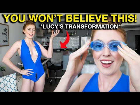 CRAZY TRANSFORMATION! Shopping for Philippines Island Vacation