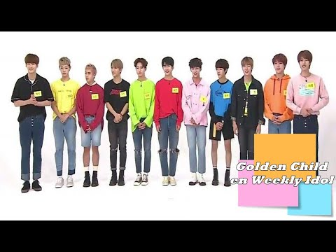 [SUB ESPAÑOL] Weekly Idol Golden Child x Weki Meki. Ep320
