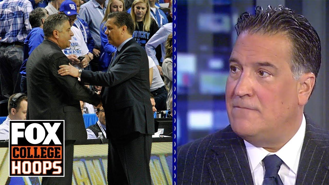 Steve Lavin: Auburn has a better chance than Kentucky at a deep tournament run
