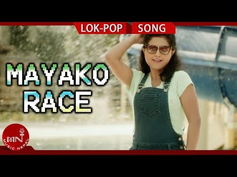 Mayako Race - Rajendra BM & Binod Pandey Ft. Basant & Khusbu | New Nepali Lok Pop Song 2075/2018