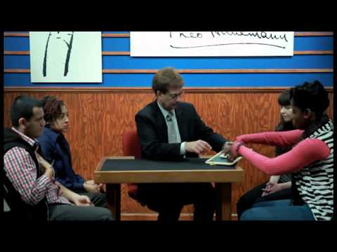 Annemanns Extra-Sensory Perception (Performance 1) - Richard Osterlind