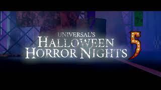 Main Menu Music | HHN 5 | Universal Studios ROBLOX