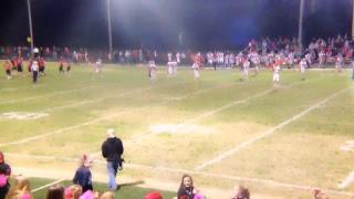 Smith Center Redmen Vs. Ell-Saline Cardinals football Live from  Brookville, KS