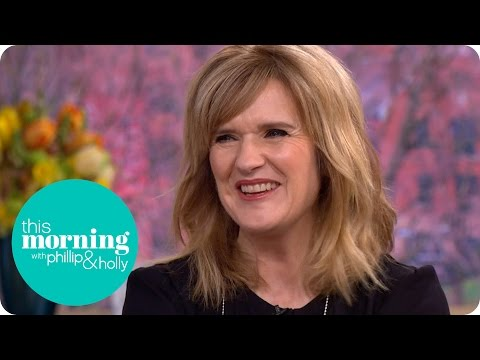 Siobhan Finneran Would Be Up For A Third Series Of Happy Valley  This Morning