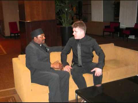 Bishop Joe Simon gives Stunning Interview