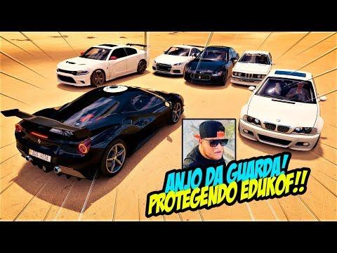PROTEGENDO O EDUKOF - ANJO DA GUARDA - FORZA HORIZON 3